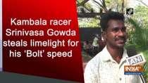 Kambala racer Srinivasa Gowda steals limelight for his