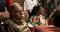 LK Advani gets emotional after watching Vidhu Vinod Chopra