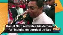 Kamal Nath reiterates his demand for