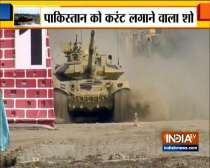 Indian Army perfomed inspiring moves in Defence Expo 2020