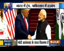 United States is working closely with India to combat terrorism: Trump