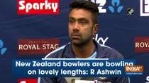 New Zealand bowlers are bowling on lovely lengths: R Ashwin
