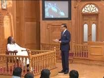Sri Sri Ravi Shankar on Aap Ki Adalat: All persecuted minorities should be covered in CAA