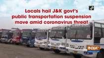 Locals hail JandK govt