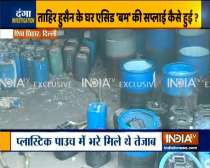Exclusive: Factory suspected of supplying acid during Delhi violence unearthed in Shivpuri
