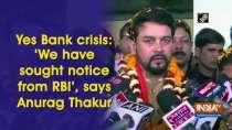 Yes Bank crisis: