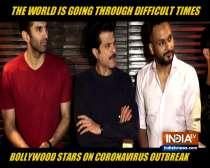 This is how Malang star Anil Kapoor, Amitabh Bachchan reacted on coronavirus