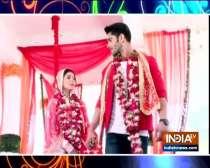 Heer and Virat take wedding vows
