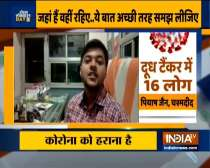 16 people hide inside empty milk containers to travel from Dehradun to UP