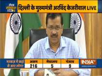 Delhi government has written to LG for registration of FIR against Nizamuddin Markaz: CM Kejriwal