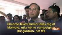 Himanta Biswa Sarma takes dig at Mamata, asks her to campaign in Bangladesh, not WB