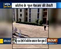 Watch: Union Minister Piyush Goyal shares video of COVID-19 quarantine centre