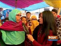 India TV exposes empty scenes at Shaheen Bagh protest site