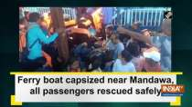 Ferry boat capsized near Mandawa, all passengers rescued safely