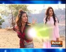 Divya aka Naira Banerjee showcases
