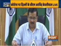 Delhi CM Arvind Kejriwal urges people to maintain social distancing and follow lockdown