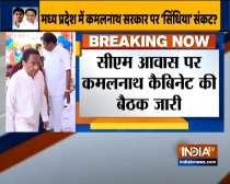 Madhya Pradesh Chief Minister Kamal Nath calls urgent Cabinet meeting at his residence