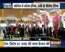 Coronavirus effect on Tourism in India