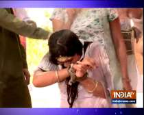 Kalyani shows her fierce avatar after facing torture by villagers