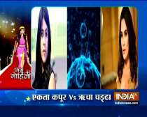 Catch all latest telly news and updates with Miss Mohini