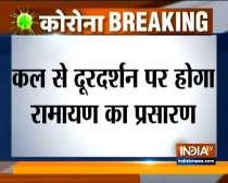 Prasar Bharti to re-telecast Ramayan from tomorrow