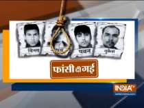 Nirbhaya case: All 4 death row convicts have been hanged at Tihar jail