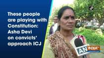 These people are playing with Constitution: Asha Devi on convicts