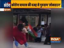 Gurugram residents chant Gayatri Mantra to stay positive amid coronavirus scare