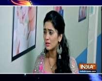 Naira is crying non-stop in serial Yeh Rishta Kya Kehlata Hai