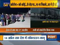 277 Indians from coronavirus-hit Iran reach Jodhpur