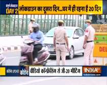 Delhi metro services resume for police, essential service providers