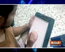 Akshay Kelkar from Bhakharwadi serial indulges into a creative act amid lockdown