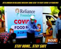 COVID-19: Reliance Foundation launches