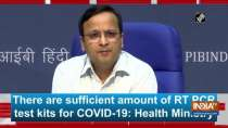 There are sufficient amount of RT PCR test kits for COVID-19: Health Ministry