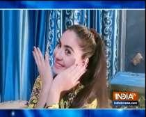 Yeh Rishtey Hain Pyaar Ke actress Soniya Kaur gives tips on how to keep your hands soft