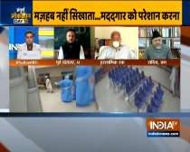 Has Tablighi Jamaat worsened coronavirus crisis? Watch India TV Debate
