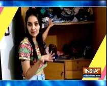 Mansi Srivastava gives tips on how to organize wardrobe