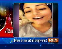 Watch all  TV celeb news and gossips with Miss Mohini