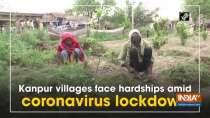 Kanpur villages face hardships amid coronavirus lockdown