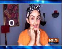 Patiala Babes actress Ashnoor teaches some homemade tips for glowing skin