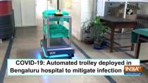 COVID-19: Automated trolley deployed in Bengaluru hospital to mitigate infection risks
