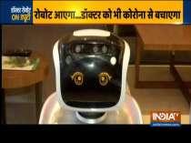 Corona Warrior: These robots are helping medical staff fight coronavirus