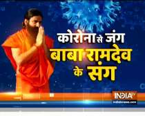 Swami Ramdev shares yoga tips, home remedies for anti-aging
