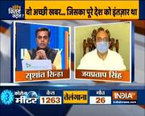 UP Health Minister Jai Pratap Singh talks about measures taken in the state to combat COVID-19.