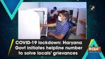COVID-19 lockdown: Haryana Govt initiates helpline number to solve locals