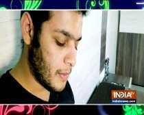 Television actor Dev Joshi has turned into a poet amid coronavirus lockdown