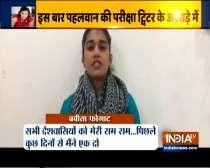 Babita Phogat release a video over controversial tweet on Tablighi Jamaat