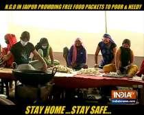 Coronavirus lockdown: Jaipur NGO serves free food to the poor