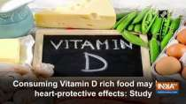 Consuming Vitamin D rich food may have heart-protective effects: Study