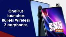 OnePlus launches Bullets Wireless Z earphones